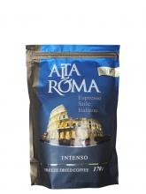 Кофе растворимый AltaRoma Intenso (Альта Рома Интенсо)  170 г, сублимированный, упаковка дой-пак