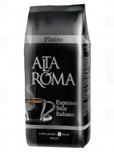 Кофе в зернах Alta Roma Platino (Альта Рома Платино)  1 кг, вакуумная упаковка