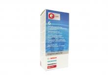 Таблетки для удаления накипи (декальцинация) Bosch (Бош), 6 шт.