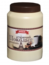 Горячий шоколад HitShok Premium (Хитшок Премиум)  1 кг, банка