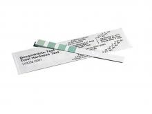 Лакмусовая бумага для определения жесткости воды