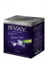 Чай зеленый улун Svay White Tiger (Белый тигр), упаковка 20 саше по 2 г